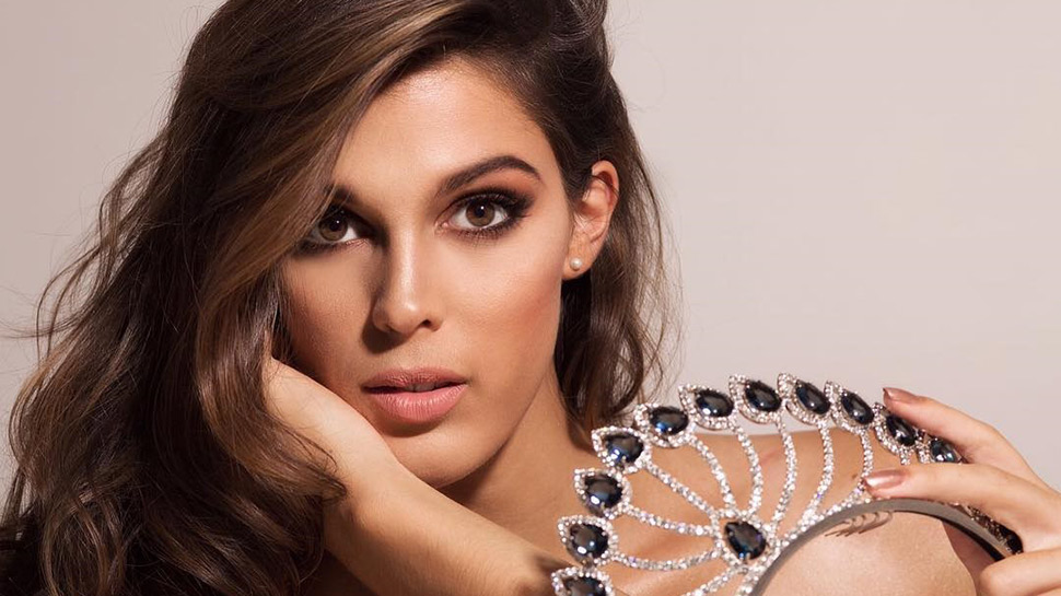 The 5 Steps To Achieving Iris Mittenaere's Winning Beauty Look