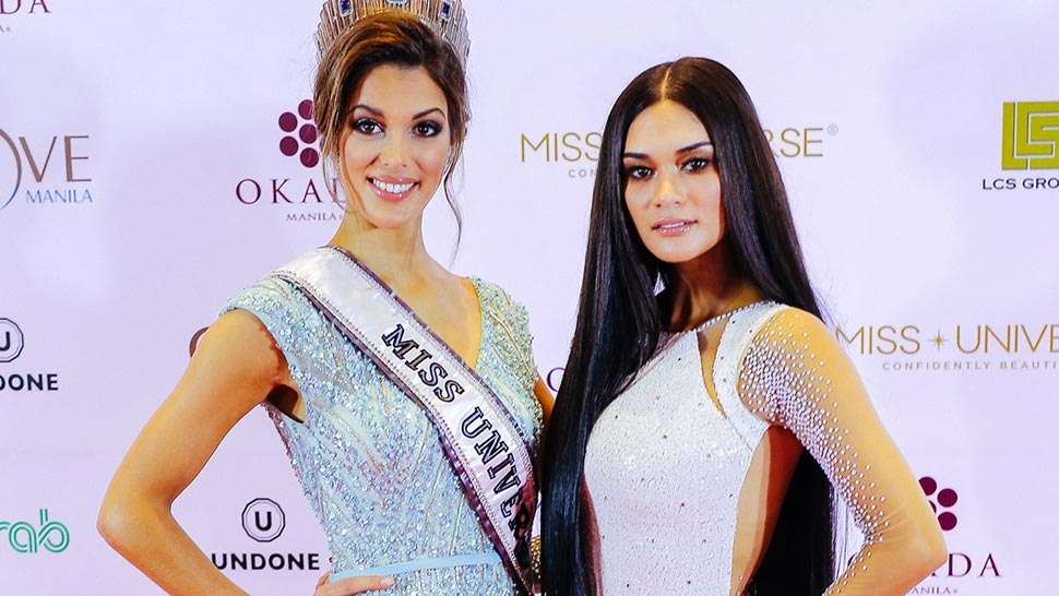 The Miss Universe After-party Was A Beauty Queen Extravaganza