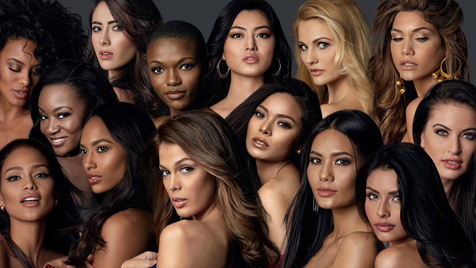 There Is Beauty In Diversity, According To This Year's Miss Universe Pageant