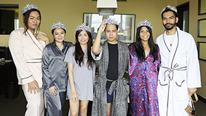 Here's How We Watched The Miss Universe Competition, Preview Girl-style!