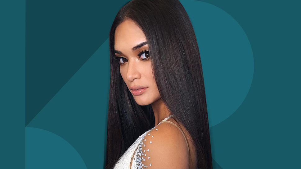 Is This Going to Be Pia Wurtzbach's New Look After Passing On the Crown?