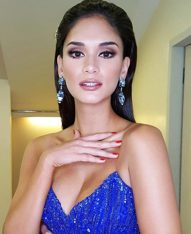 Is This Pia Wurtzbach S New Look After Passing On The