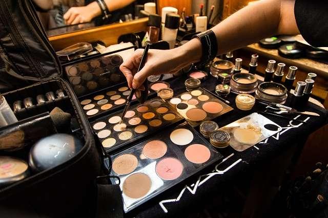Mac Makeup Artists Take Us Backstage At