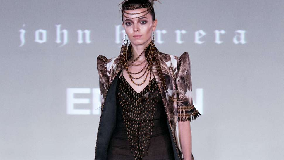 John Herrera's Latest Collection Is Inspired by the Philippine Eagle