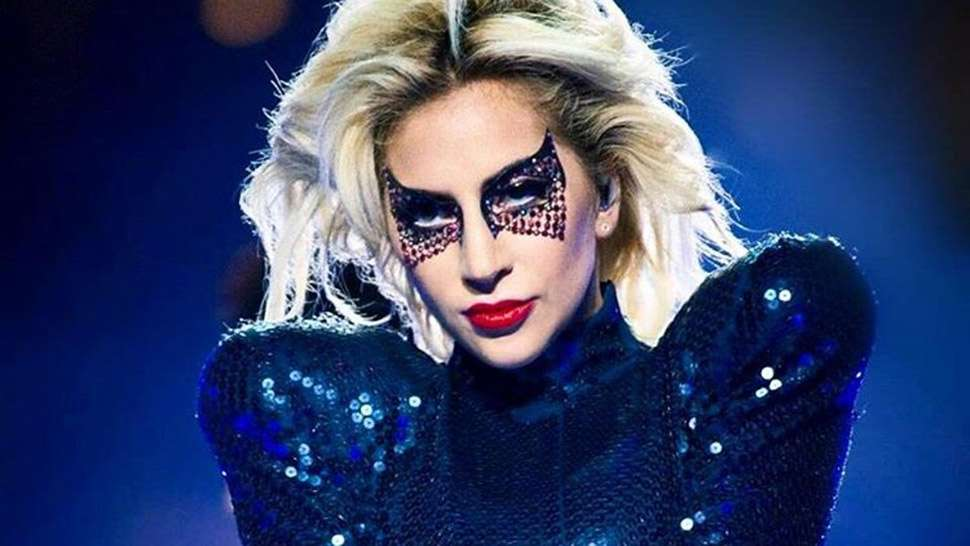 All the Dazzling Outfits Lady Gaga Wore to This Year's Super Bowl