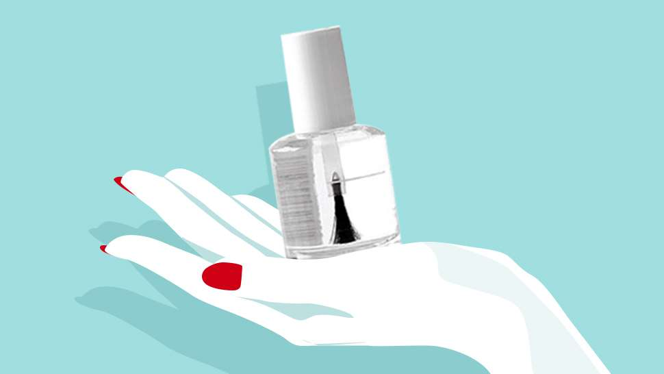 4 Things You Probably Didn't Know You Could Do With Clear Nail Polish