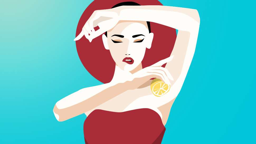 You Shouldn't Be Putting Lemon Juice on Your Armpits to Make Them Whiter