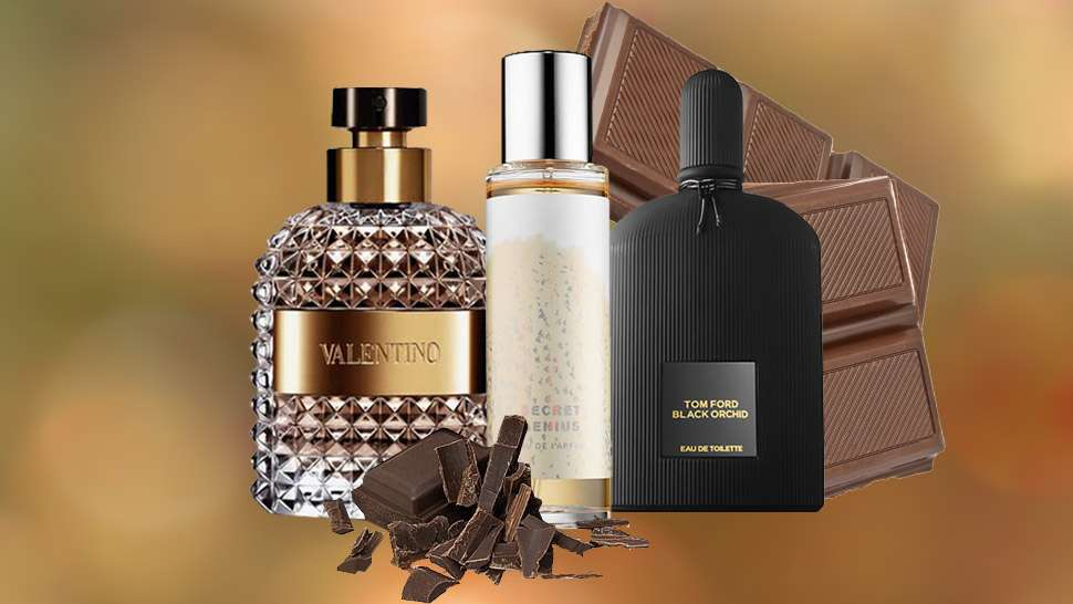 6 Chocolate Fragrances That Are Almost Too Sweet To Eat