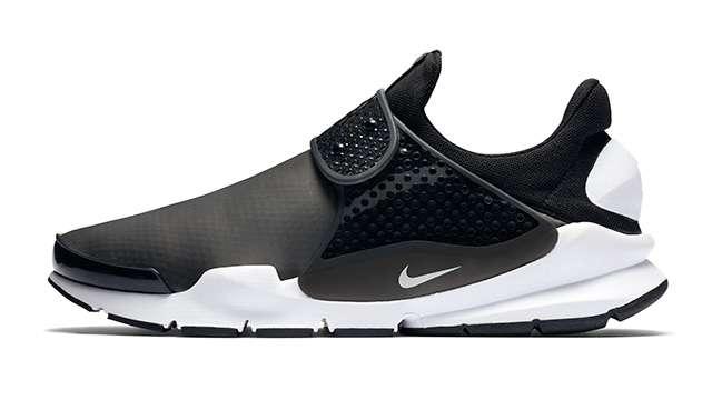 info for 90758 30de4 Nike's Classic Sock Dart Sneaker Is Now Waterproof!