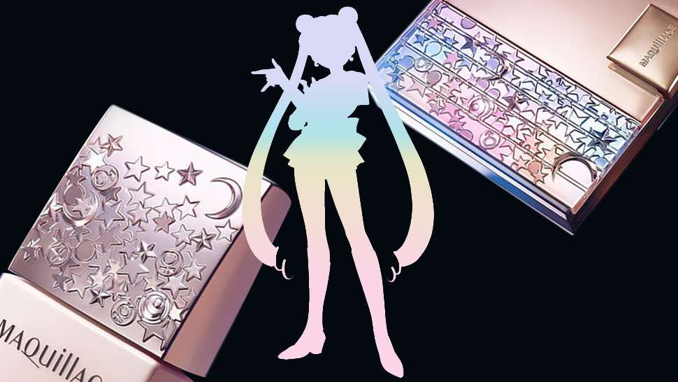 This Limited Edition Sailor Moon Makeup Will Surely Relive Your Childhood