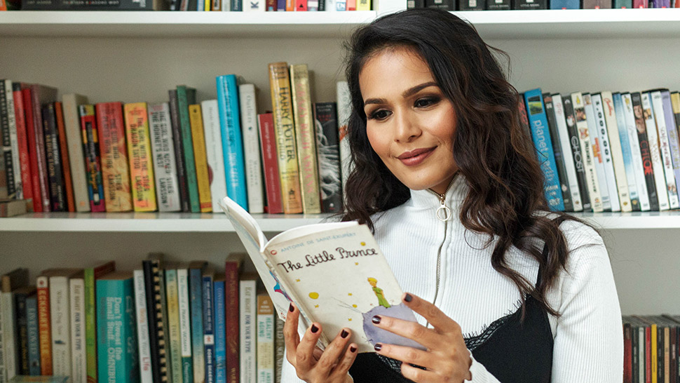 Iza Calzado's 10 Favorite Books (and Why She Loves Them)