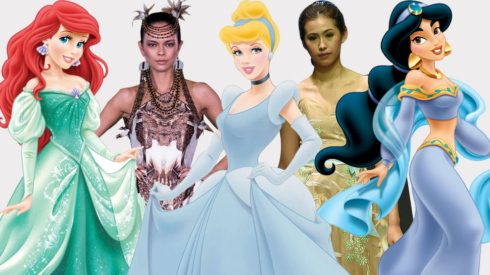 What If Your Favorite Disney Princesses Wore Filipino Designers?