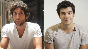 Nico Bolzico Spoofs Erwan Heussaff And Erwan Fights Back By Subtitling Nico's Video
