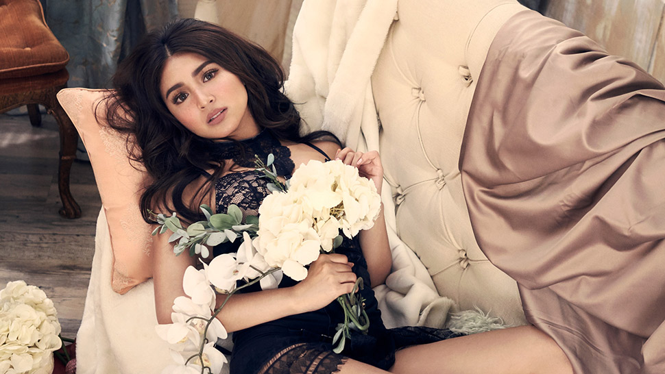 Here's Your First Look At Nadine Lustre's New Perfume