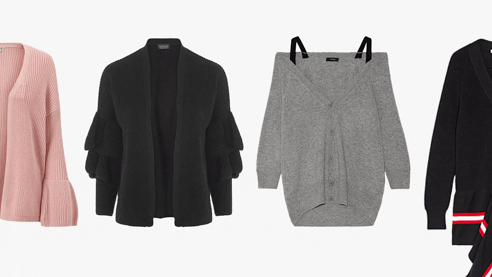 10 Dainty Knits That Will Make You Fall In Love With Cardigans Again