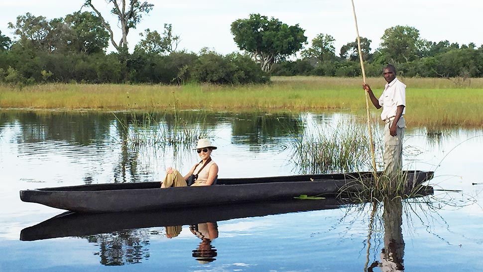 This Girl Travels to Africa and Plans Safaris for a Living