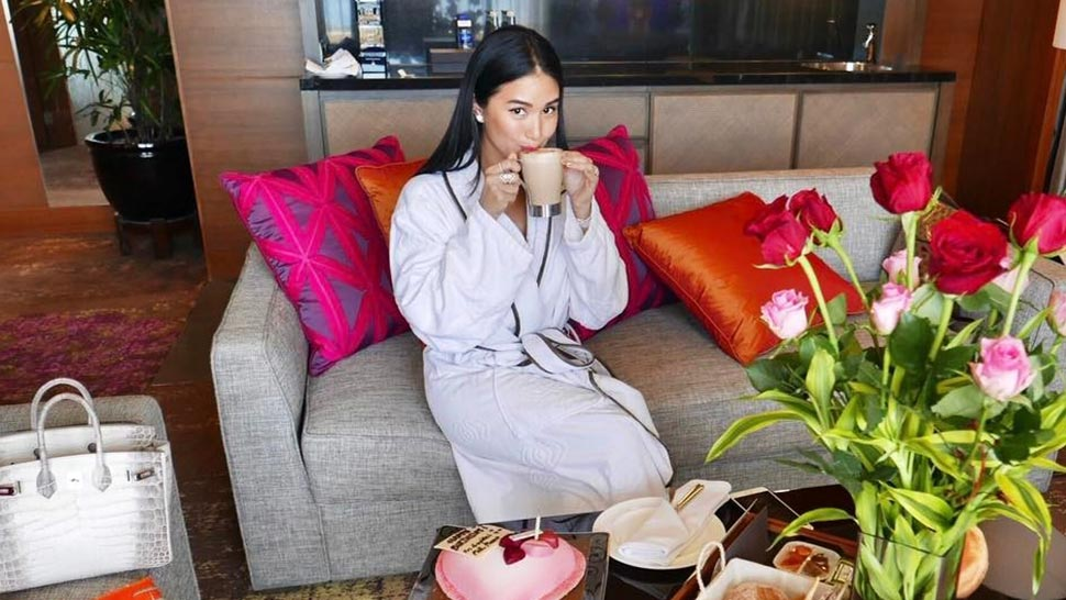Here's What Happened During Heart Evangelista And Chiz Escudero's Romantic Staycation