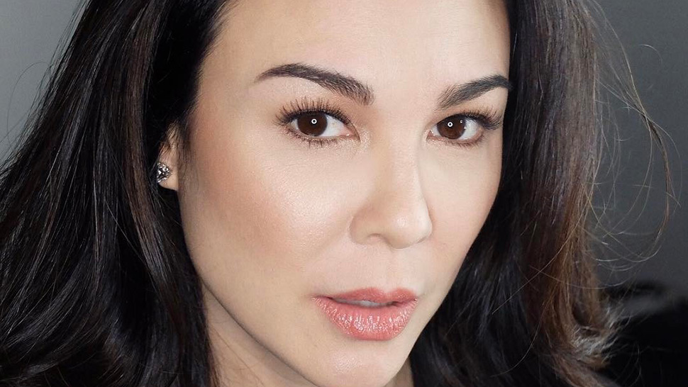 LOTD: Check Out Gretchen Barretto's Foolproof Makeup Trick to Looking Younger