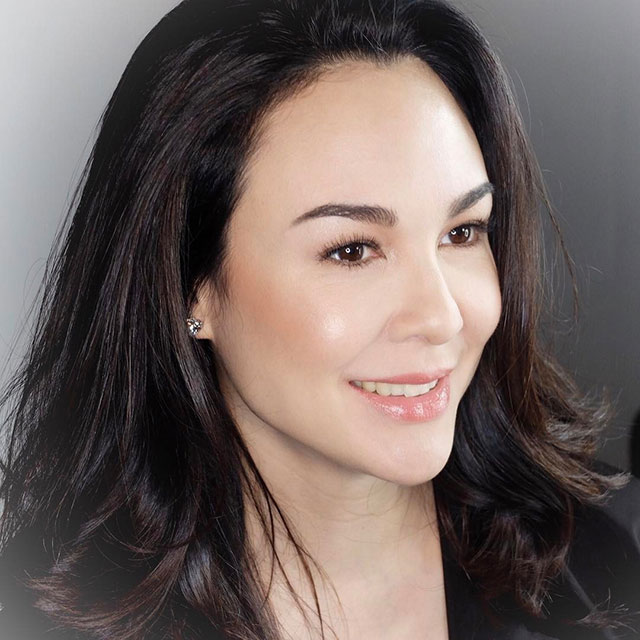 Lotd Gretchen Barretto Youthful Makeup A00193 20170221 on Color By Addition