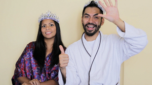 My Gay Best Friend: Miss Universe Viewing Party