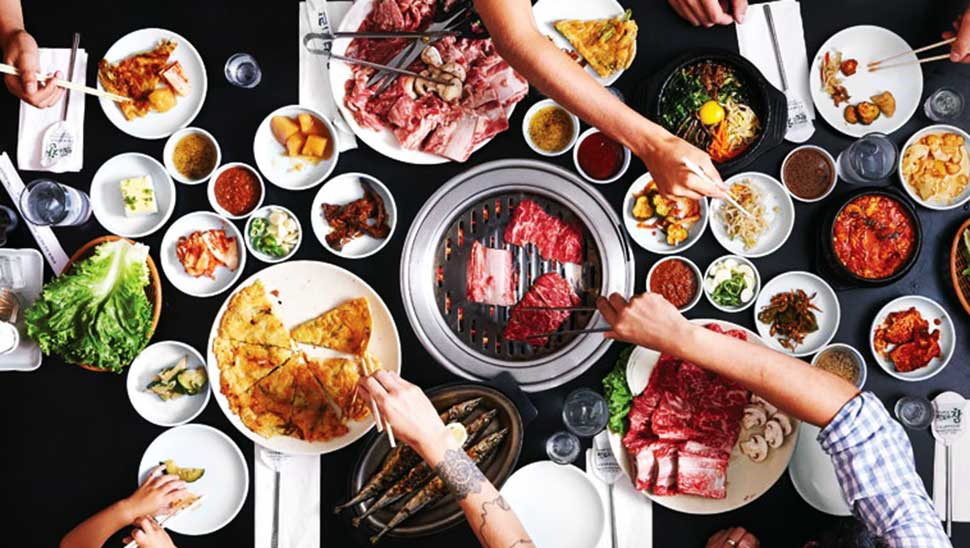 There's a Korean Food Festival Happening in Manila Right Now