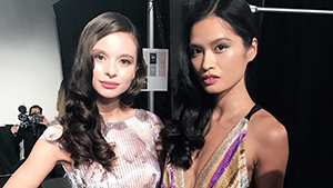3 Filipina Beauty Queens Who Walked For New York Fashion Week