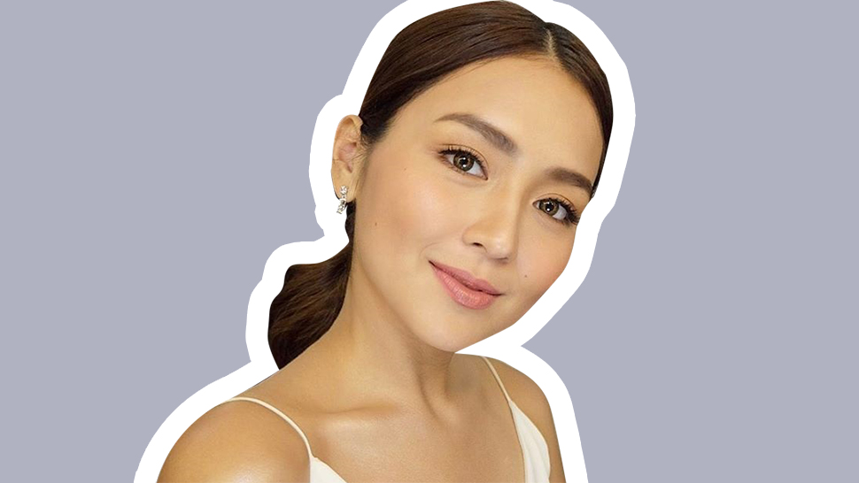 LOTD: Kathryn Bernardo's Secret to Glowing Skin Without the Use of Highlighter