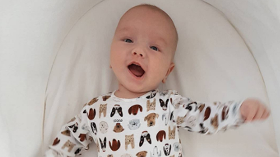 Here's Your First Look At Georgina Wilson's Baby!