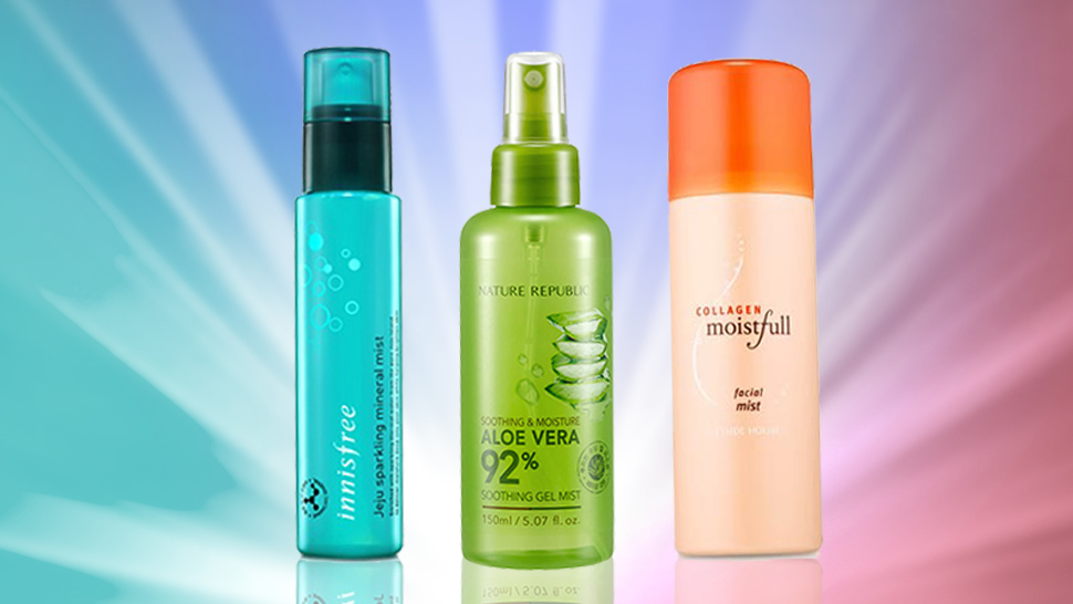10 Face Mists That Will Rescue Your Dehydrated Skin This Summer