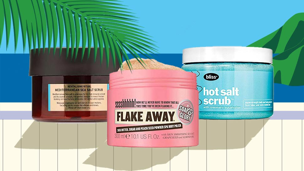 10 Body Scrubs To Help You Achieve Softer, Smoother Skin This Summer