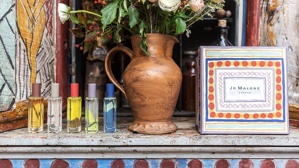 Tour the Charleston House Vicariously Through These Scents