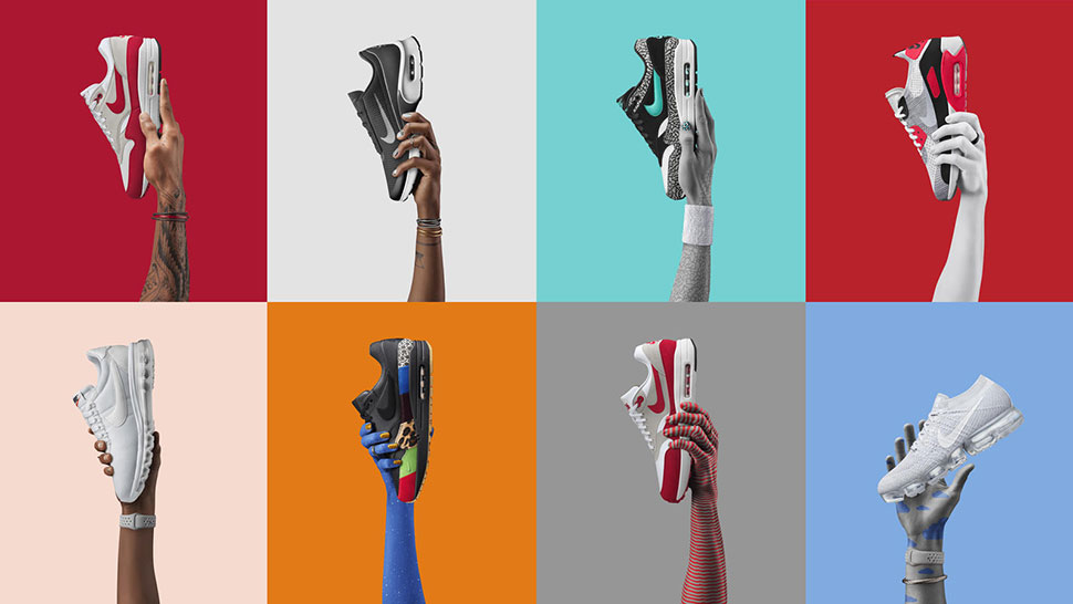 Nike Is Set to Drop New Pairs to Celebrate Air Max's 30th Anniversary