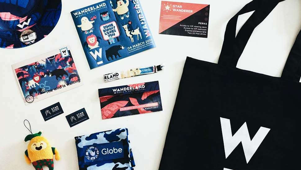 Check Out What's Inside Wanderland's Star Wanderer Kit