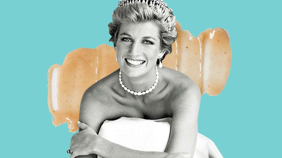Here's How Princess Diana Used To Do Her Makeup