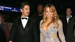 Mariah Carey Wears Michael Cinco To Floyd Mayweather's Birthday Party