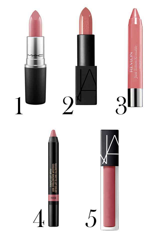 Enhance Natural Lip Color Light Pink Neon Peach Lipstick For Dark Skin