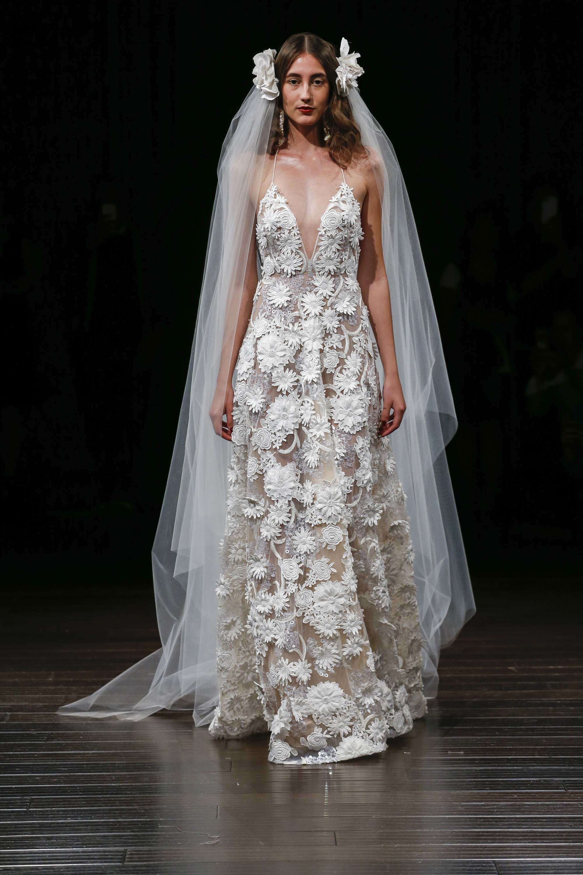 The best wedding dresses from france