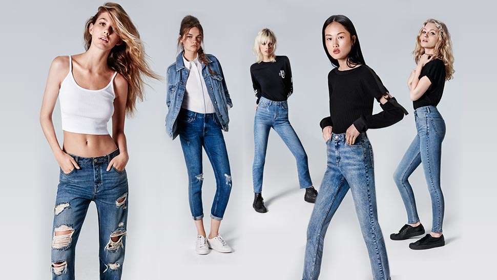 Topshop's New Collection Features A Pair Of Jeans For Every Kind Of Girl