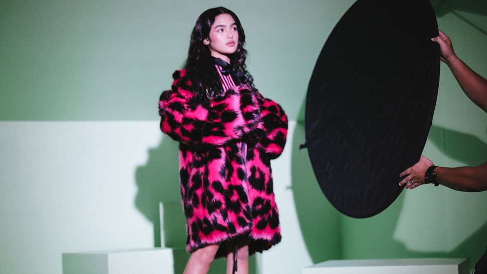 Here's What Happened Behind the Scenes at Our March Cover Shoot