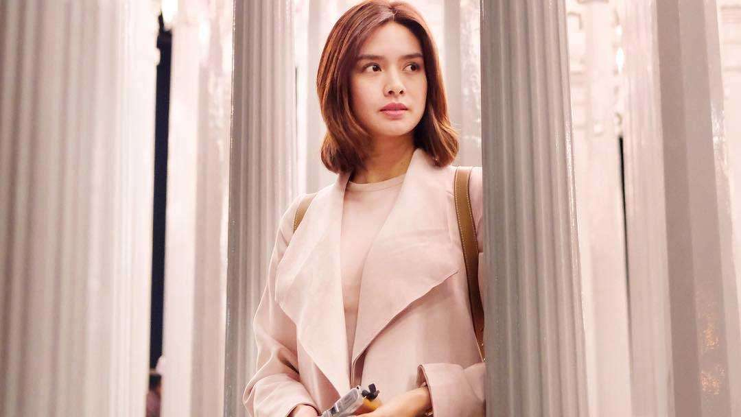 Lotd: Erich Gonzales Has The Perfect Styling Trick For Travel Ootds