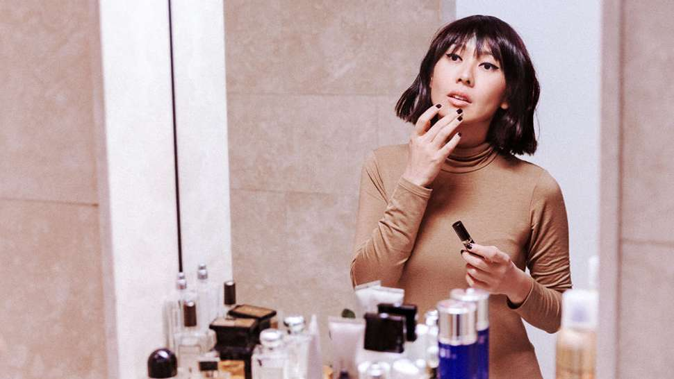 Into The Gloss Features Liz Uy's Beauty Routine