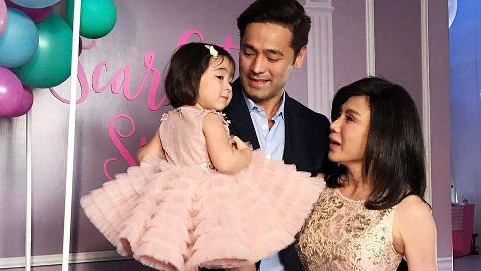 You Have To See Scarlet Snow Belo's Pink Wonderland Party For Her 2nd Birthday