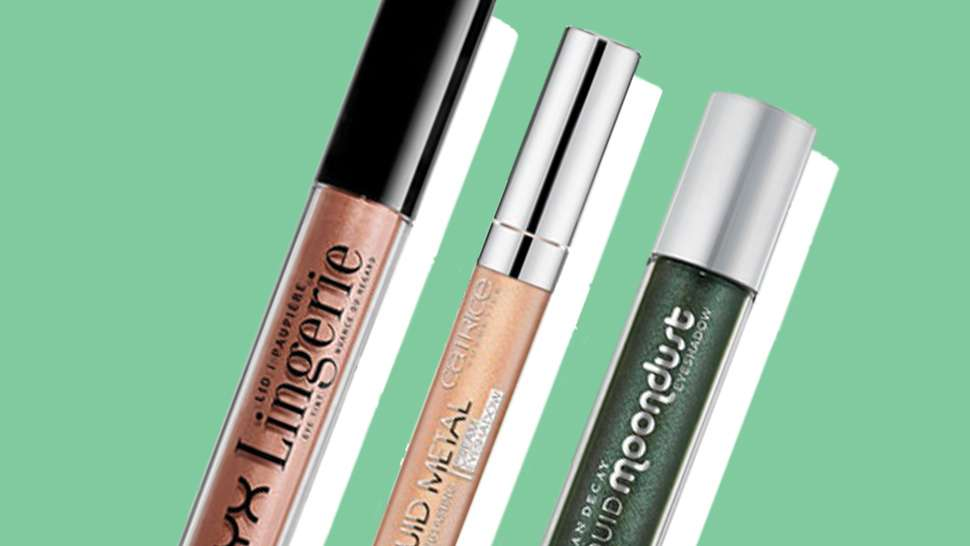 These Liquid Eyeshadows Will Change the Way You Do Your Eye Makeup