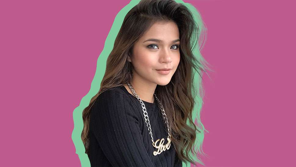LOTD: Maris Racal Is Making Script Necklaces Cool Again