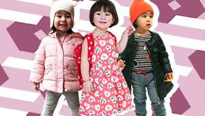 12 Of The Cutest Outfits Worn By Scarlet Snow Belo