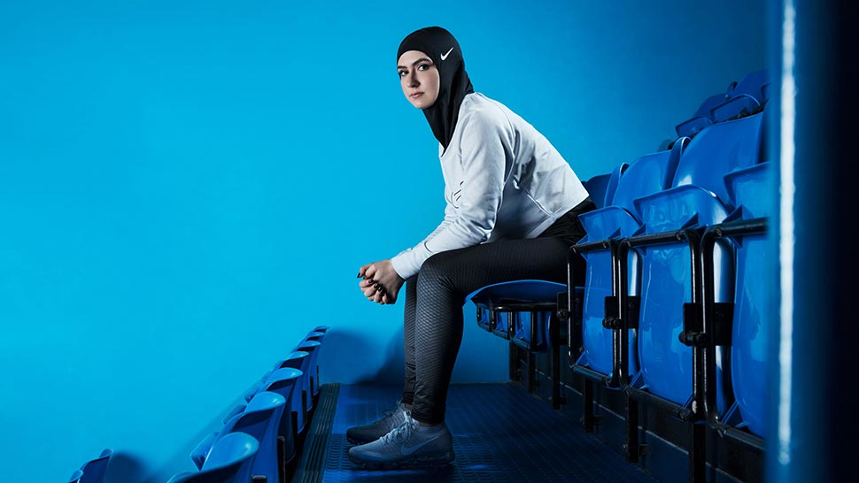 Nike is Launching a Sportswear Hijab for Muslim Athletes