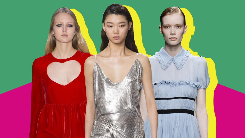 6 Trends We're Loving from Paris Fashion Week Fall 2017