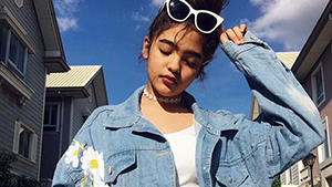 5 Times Andrea Brillantes Was Young, Sweet, And Stylish