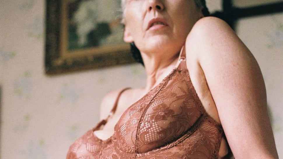 This Gorgeous 57-Year-Old Woman Is the Face of a Lingerie Brand