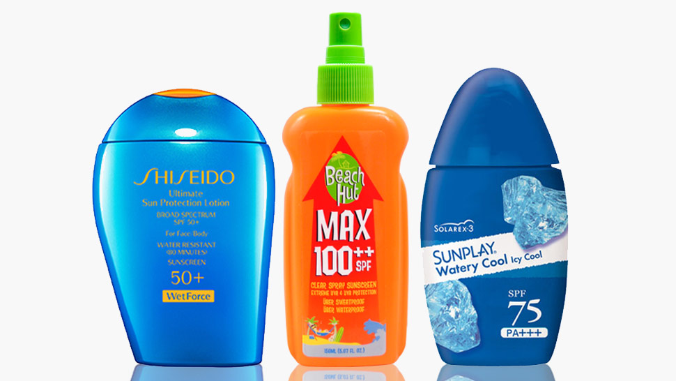 8 Water-resistant Sunscreens To Pack For Your Beach Trip